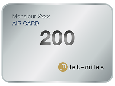 Air Card - location de jet privé